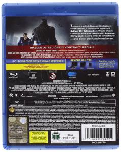 BATMAN vs SUPERMAN Dawn of Justice (Blu-Ray)