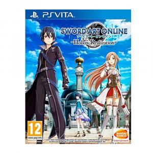 Sword Art Online: Hollow Realization - NUOVO - PSVita