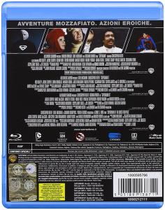 SUPERMAN 4 Grandi Film (Blu-Ray)