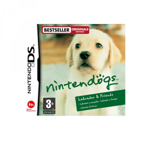 Nintendogs: Labrador & Friends - USATO - NintendoDS