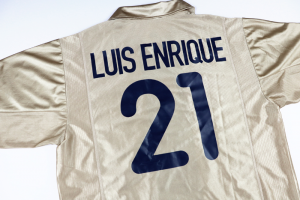 2001-03 Barcelona Maglia away #21 Luis Enrique XL (Top)