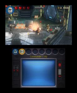 Lego Star Wars III: The Clone Wars - USATO - NintendoDS