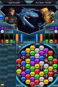 Puzzle Quest: Galactrix - USATO - NintendoDS