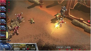 Warhammer 40,000: Squad Command - USATO - NintendoDS