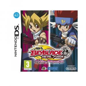 Beyblade Metal Fusion: Cyber Pegasus - USATO - NintendoDS