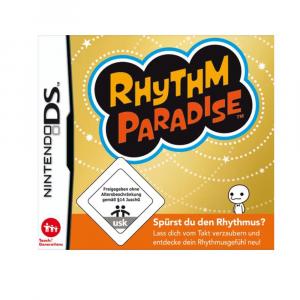 Rhythm Paradise - USATO - NintendoDS