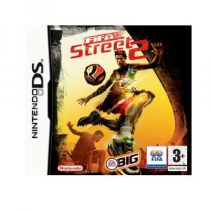 Fifa Street 2 - USATO - NintendoDS