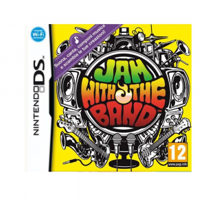 Jam With The Band - USATO - NintendoDS