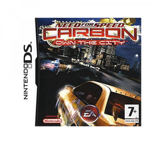 Need for Speed Carbon: Own The City - USATO - NintendoDS