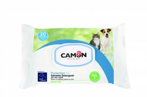 Salviette cane olio di neem
