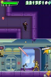 Power Rangers: Super Legends - USATO - NintendoDS