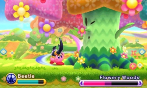 Kirby: Triple Deluxe - USATO - 3DS