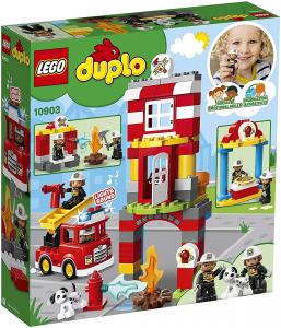 DUPLO 10903 - Caserma dei Pompieri