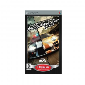 Need for Speed: Most Wanted 5-1-0 - USATO - PSP