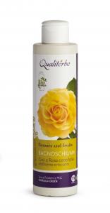 Bagnoschiuma addolcente e rilassante 200 ml al Goji e alla Rosa Centifolia