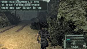 Tom Clancy's Splinter Cell: Essentials - USATO - PSP