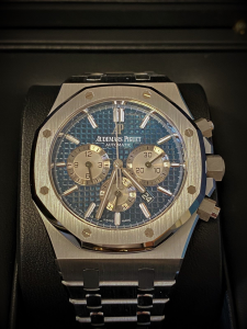 Orologio mai indossato Audemars Piguet Royal Oak Chronograph