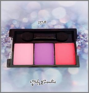 Saniye Palette 3 colori