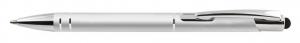 Penna alluminio matt cm.14x1x1h