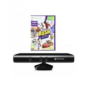 KINECT + gioco Kinect Adventure - USATO -  XBOX360
