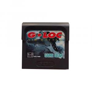 G-Loc: Air Battle - USATO - GAME GEAR