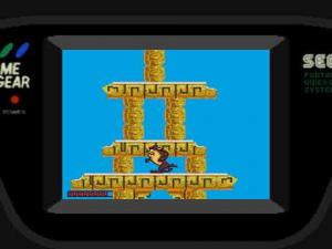Taz-Mania - USATO - GAME GEAR
