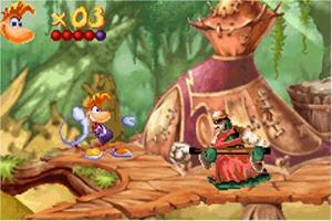 Rayman 3 - USATO - GBA