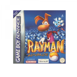 Rayman Advance - USATO - GBA