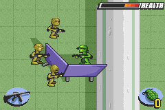 Army Men Advance - USATO - GBA