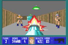 Wolfenstein 3D - USATO - GBA