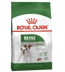 Royal Canin - Size Health Nutrition - Mini Adult - 2 kg