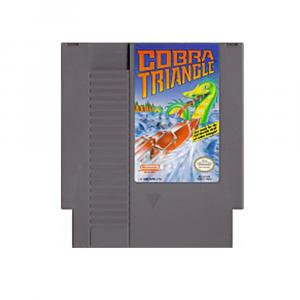 Cobra Triangle - loose - USATO - NES
