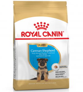 Royal Canin - Breed Health Nutrition - German Sheperd - Puppy - 3 kg