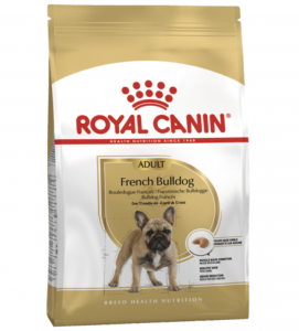 Royal Canin - Breed Health Nutrition - French Bulldog - Adult - 3 kg