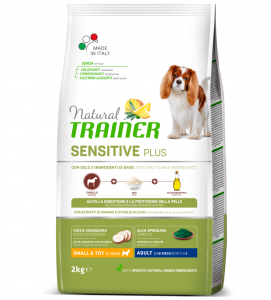 Trainer Natural Sensitive Plus - Small&Toy - Adult - 7 kg