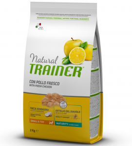Trainer Natural - Small&Toy - Maturity - 2 kg