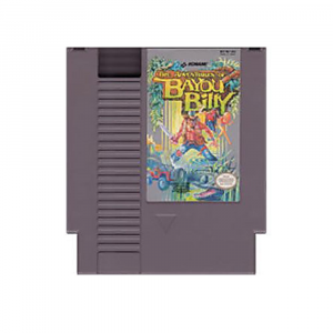 The Adventures of Bayou Billy - Loose - USATO - NES