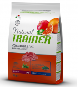 Trainer Natural - Medium - Adult - 12 kg