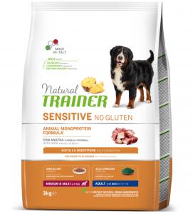 Trainer Natural Sensitive - Medium/Maxi - Adult - 3 kg