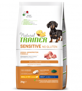 Trainer Natural Sensitive - Small&Toy - Adult - 2 kg