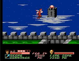Time Lord - loose - USATO - NES