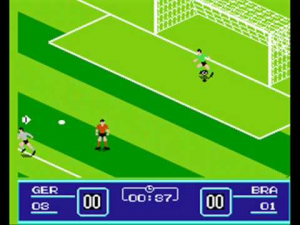 Goal! - loose - USATO - NES