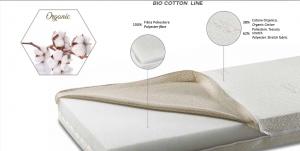Materasso per Lettino Bio Cotton by Italbaby