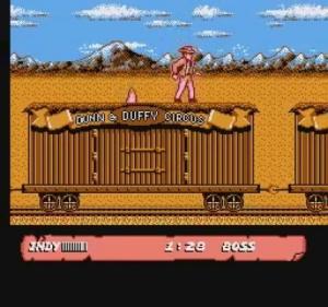 Indiana Jones and the last crusade - loose - USATO - NES