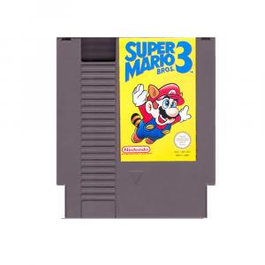 Super Mario Bros 3 - loose - USATO - NES