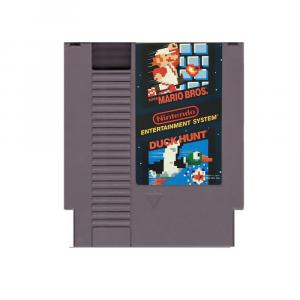 Super Mario Bros / Duck Hunt - loose - USATO - NES