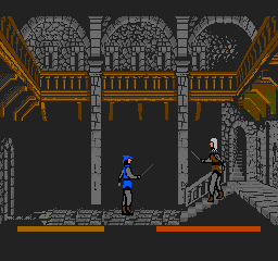 Defender of the Crown - loose - USATO - NES