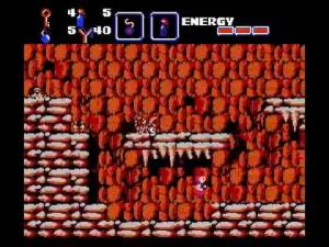 The Goonies II - loose - USATO - NES