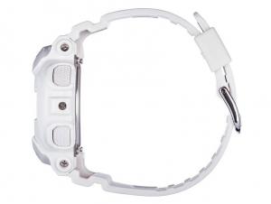 Casio BABY-G multifunzione, bianco dettagli silver