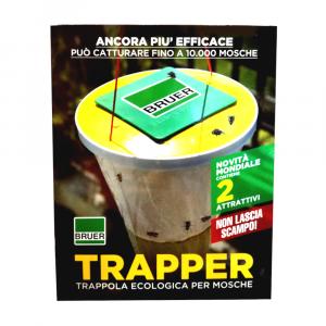 TRAPPER – Trappola ecologica per mosche